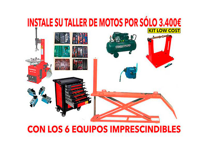 KIT MOTOS LOW COST