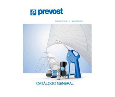 CATÁLOGO GENERAL PREVOST