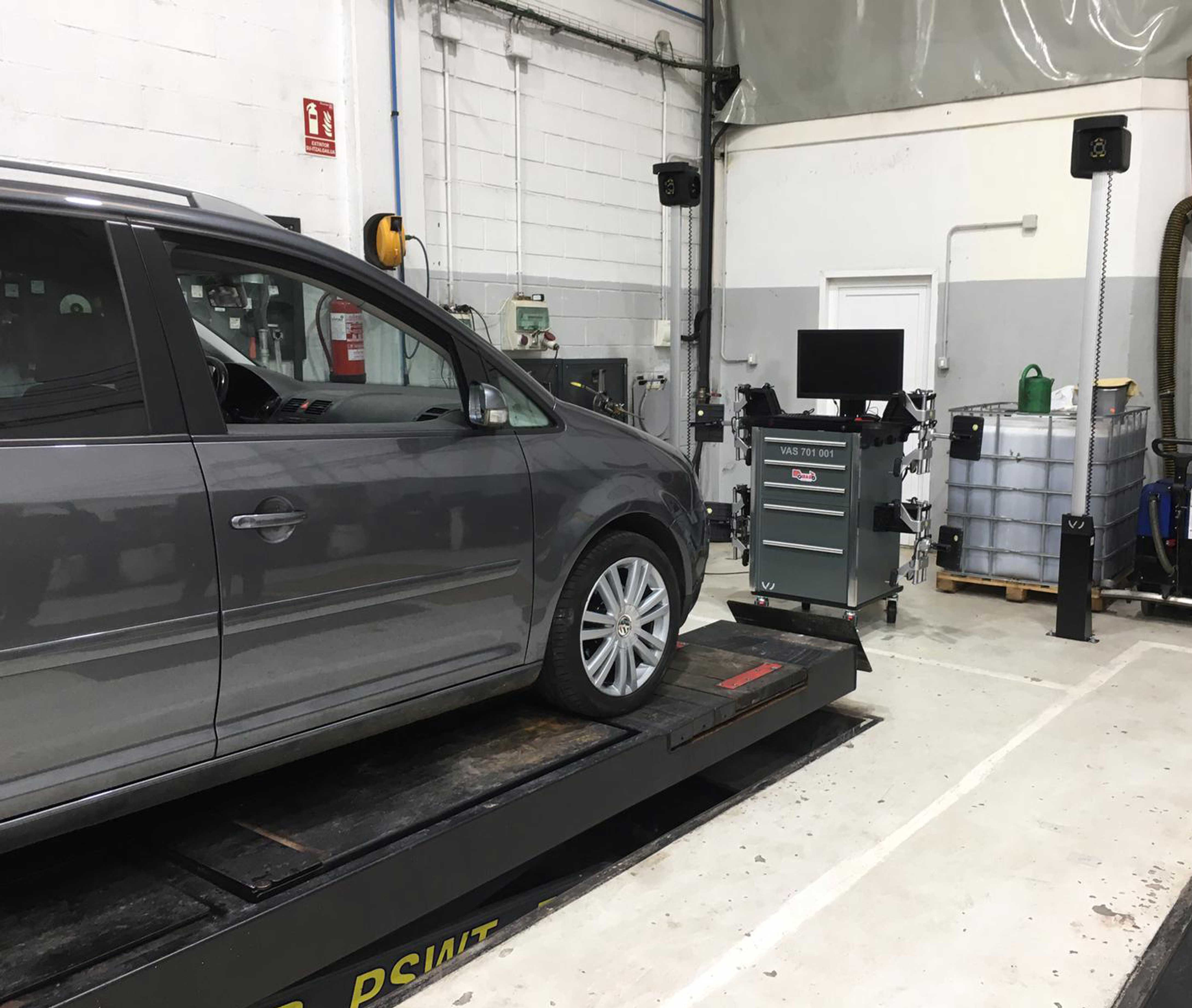 ALINEADOR HOMOLOGADO VW VAS 701 001
