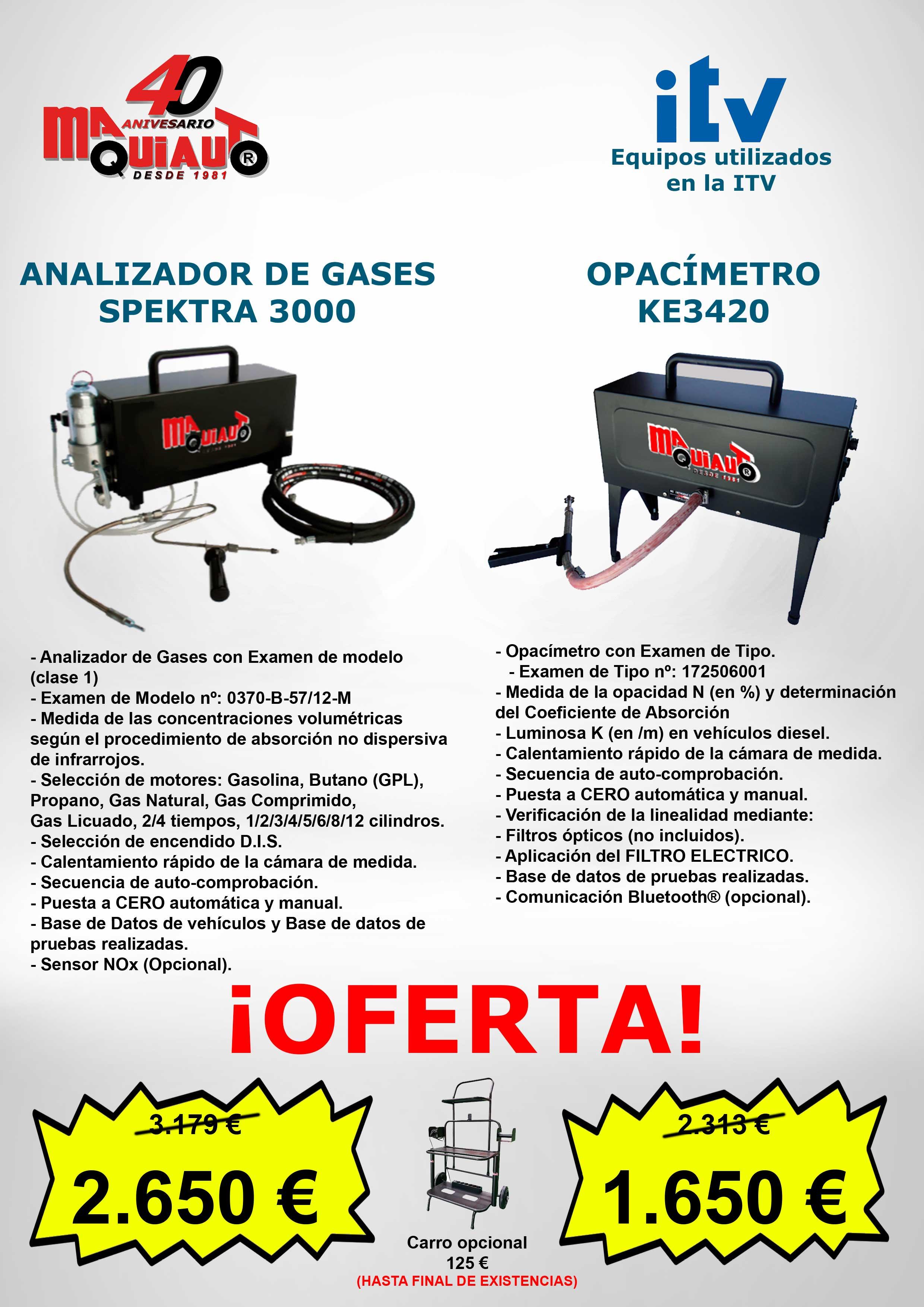 OFERTA GASES